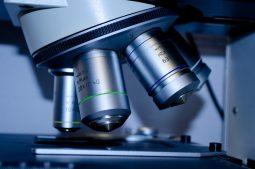 foto analyse microscoop