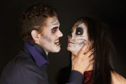 foto ruzie halloween